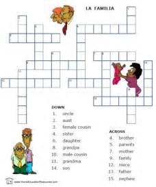 Spanish Family Tree Worksheet
