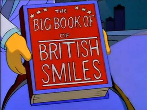 The Big Book Of British Smiles Youtube