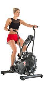 Amazon.com : Schwinn AD6 Airdyne Exercise Bike and Mat
