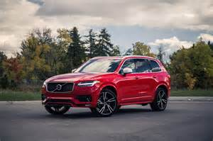 review 2016 volvo xc90 t6 r design canadian auto review - Xc90 R Design