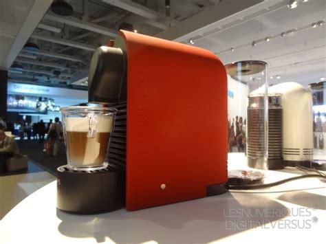 Nouvelle Cafetiere Nespresso Pin Nespresso Capsules On