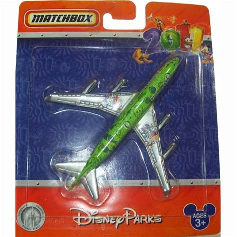 disney matchbox plane  disney theme parks