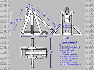 Download Trebuchet Plan Plans Free