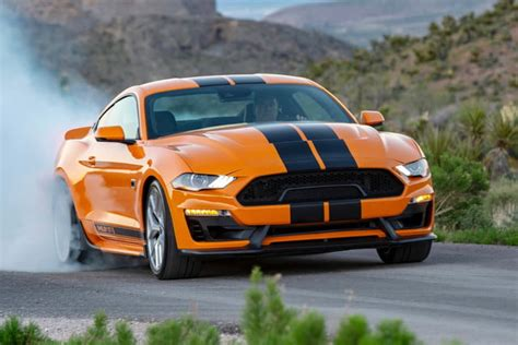 shelby gt  mustang   rental car  sixt