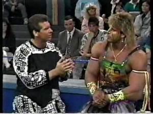 ultimate warrior on prime time wrestling - YouTube