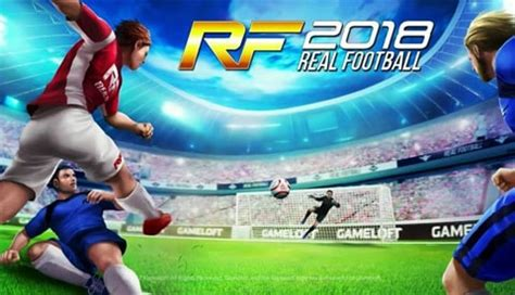 real football 2018 for java android pc apk