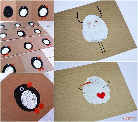cute christmas crafts collection christmas card crafts