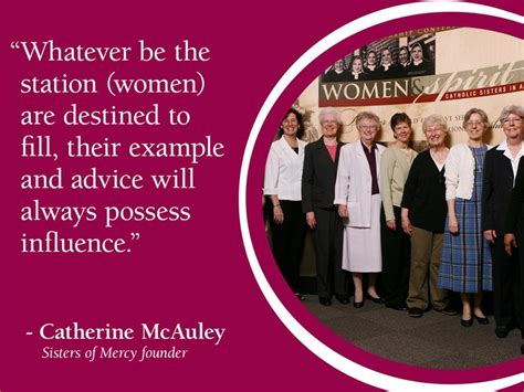 quote  catherine mcauley founder   sisters