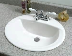 Kitchen Sink Undermount Vs Overmount by Triangle Re Bath Which Type Of Bathroom Sink Is Right For