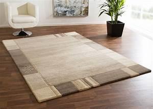 Teppich Schurwolle Grau : nepal teppich bagmati global carpet ~ Indierocktalk.com Haus und Dekorationen