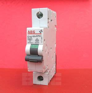 China Mini Circuit Breaker Aeg Elfa