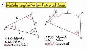 Viereck Winkel Berechnen : winkelsummen in vierecken mathematik online lernen ~ Themetempest.com Abrechnung