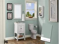 paint colors for small bathrooms Color Ideas for Bathroom Walls - How to Choose the Right ...