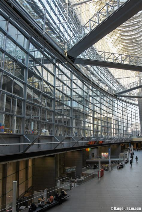 Tokyo International Forum - Tokyo's Great Designer ...