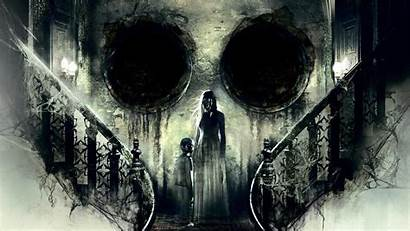 Horror Wallpapers 4k Movies Guests Russian 8k