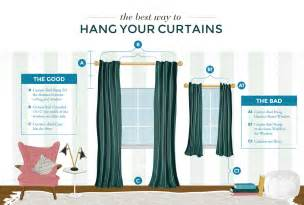 Hanging Curtains All Wrong Emily Henderson