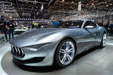Maserati Alfieri To Be 'a True Sports Car' » Autoguide.com