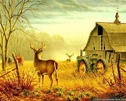 Country Scenes Wallpapers Farm Autumn Fall Thanksgiving