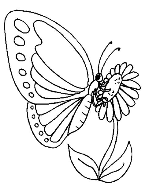 Dibujos Para Colorear Imprimir Dibujos De Mariposas Para Colorear E Imprimir
