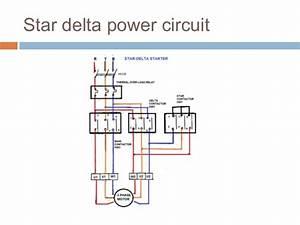 Diagram Of Star Delta Motor Starter