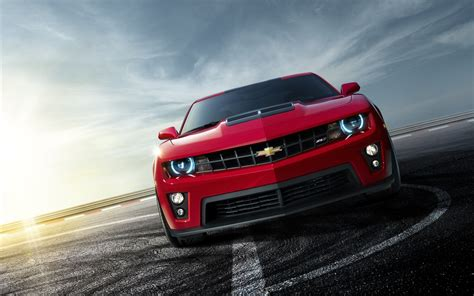 Chevrolet Camaro Zl1 2012 Wallpaper