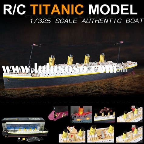 Titanic Boat Weight by Scale Boat Rc Scale Boat Rc Manufacturers In Lulusoso