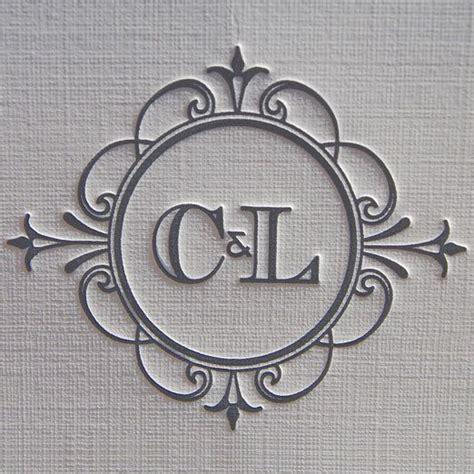 letterpress wedding invitation sample vintage wedding etsy wedding logo design letterpress