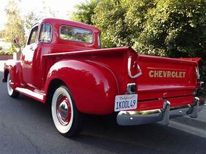Me  U0026 My Car   U0026 39 49 Chevy Pickup In Better Shape Than When New