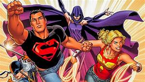 Top, 10, Awesome, Spin, Off, Superhero, Teams