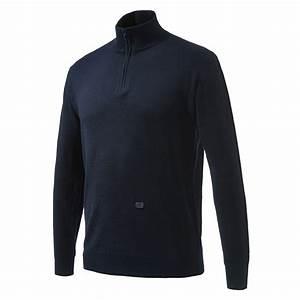 Beretta Light Merino Half Zip Sweater | eBay