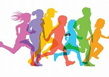Image result for Running graphic Art