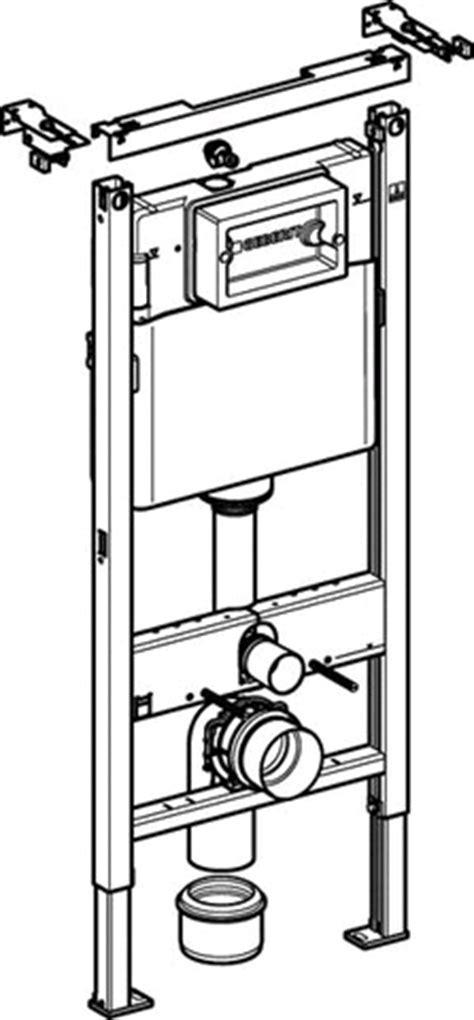 wand wc montageelement geberit duofix basic 1120 mm unterputz sp 252 lkasten unterputz 100 mit