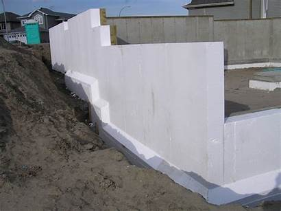 Foundation Insulation Passive Concrete Insulated Wall Slab
