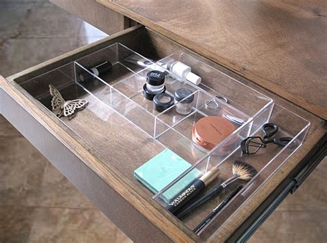 makeup organizer drawers more makeup organizer ideas for a tidy display of
