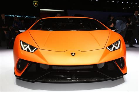 Best E Car by Lamborghini S New Huracan Performante Wants To Be The New