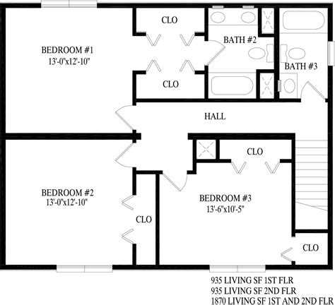 spectacular 2nd floor plans chesapeake two story style modular homes