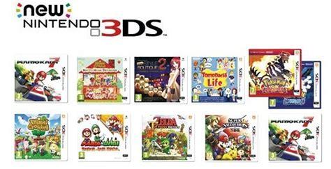 Nintendo lo presentó oficialmente en el e3 2010, llevando consolas de prueba para los asistentes al evento. Pack Juegos .cia Para 3ds - $ 30.00 en Mercado Libre
