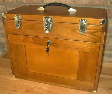 wooden machinist tool chest plans  woodworking