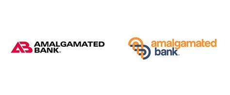 Amalgamated bank of chicago opened for business on july 1, 1922 as amalgamated trust & savings bank. Brand New: New Logo and Identity for Amalgamated Bank by ...
