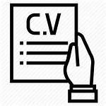 Job Icon Apply Application Curriculum Vitae Searching