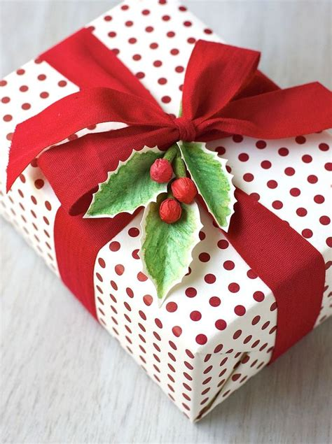 20 Gorgeous Gift Wrapping Ideas For Christmas