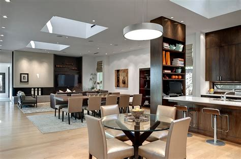 27 Dining Rooms with Skylights that Steal the Show