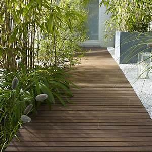 revetement de terrasse bois naturel ou composite With exceptional decorer sa terrasse exterieure pas cher 17 appartement idee terrasse