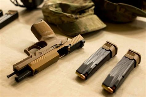 Army Responds to DoD Report Criticizing New Sidearm ...