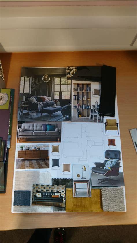 Design Board by Interior Design Tips Presentation Board Interior