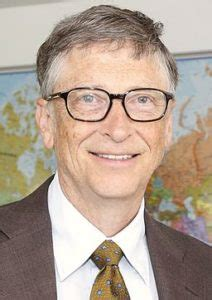 Bill Gates Phone Number, Email Id, Address, Website