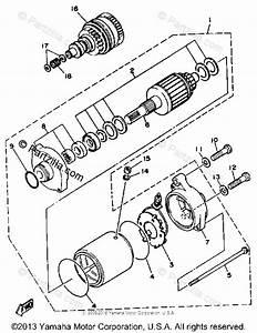 Yamaha Waverunner 1994 Oem Parts Diagram For Starting