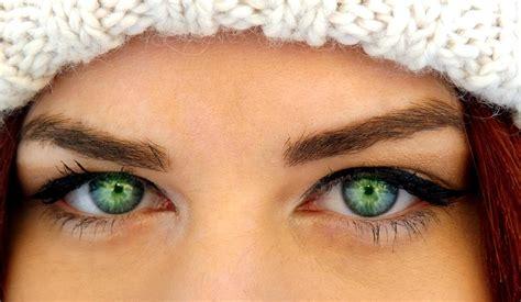 green eyes iris gene  photo  pixabay
