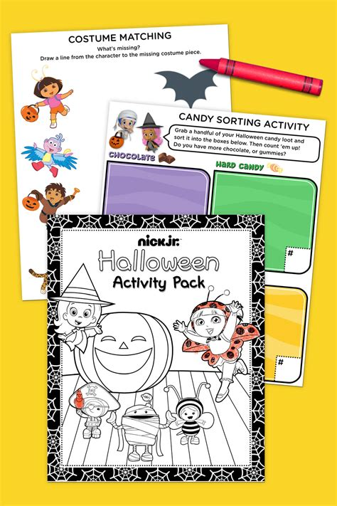 Nick Jr Halloween Coloring Pages Hd Football