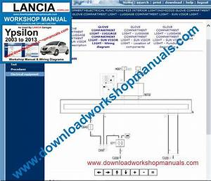 Chrysler Ypsilon Wiring Diagram